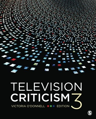 Television Criticism by Sage Publications Ltd