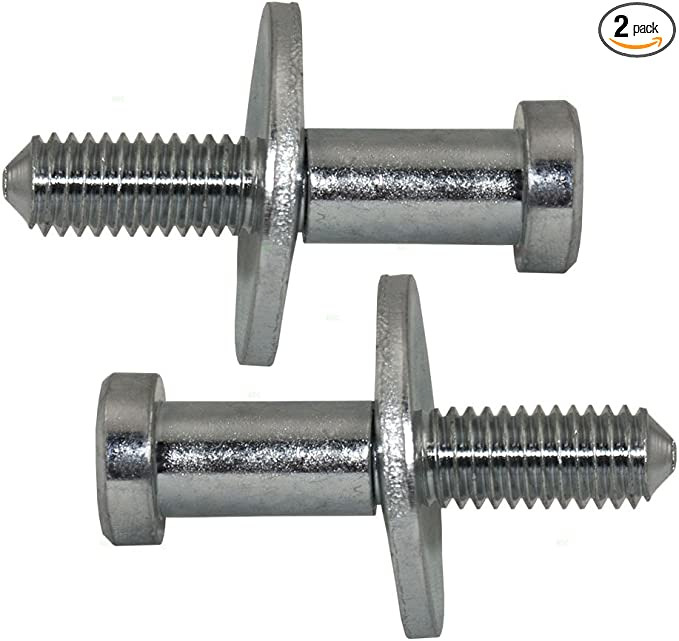 Door Striker Bolt /& Washer Kit for Buick Cadillac Olds Chevy GMC Pickup Truck