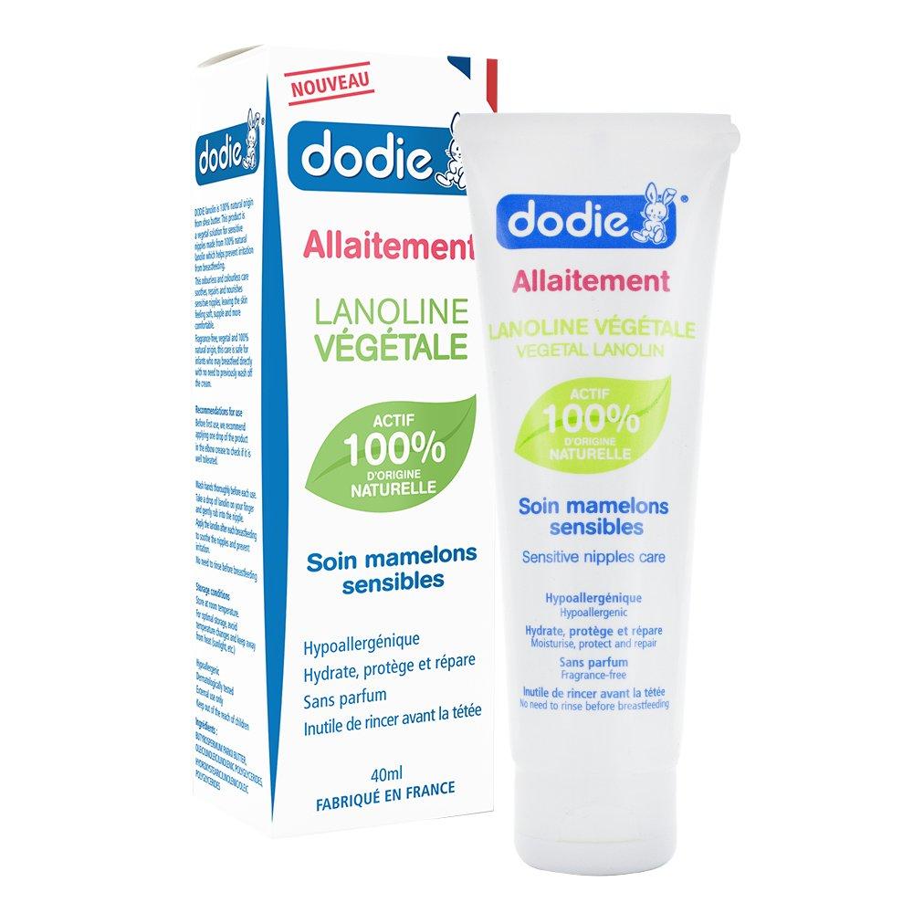 Dodie Breastfeeding Vegetal Lanolin 40ml 6016931