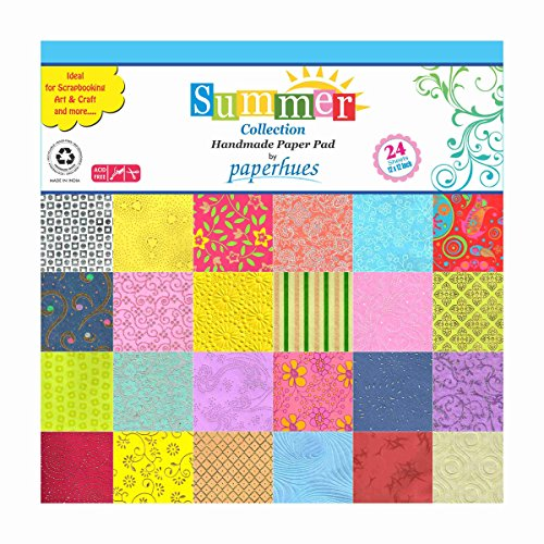 Paperhues Summer Collection 12x12
