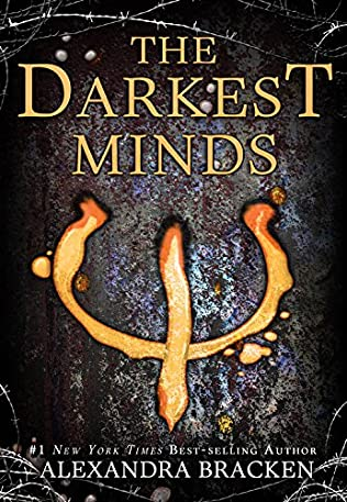 book cover of The Darkest Minds