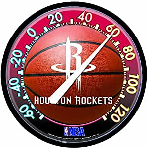 Nba Houston Rockets Thermometer