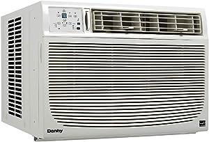 Danby DAC150BGUWDB Air Conditioner, 15,000 BTU, White