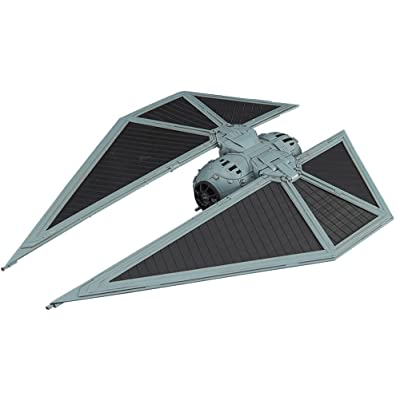 Bandai Hobby Star Wars Tie Striker Rogue One: A Star Wars Story Model Kit (1/72 Scale): Toys & Games
