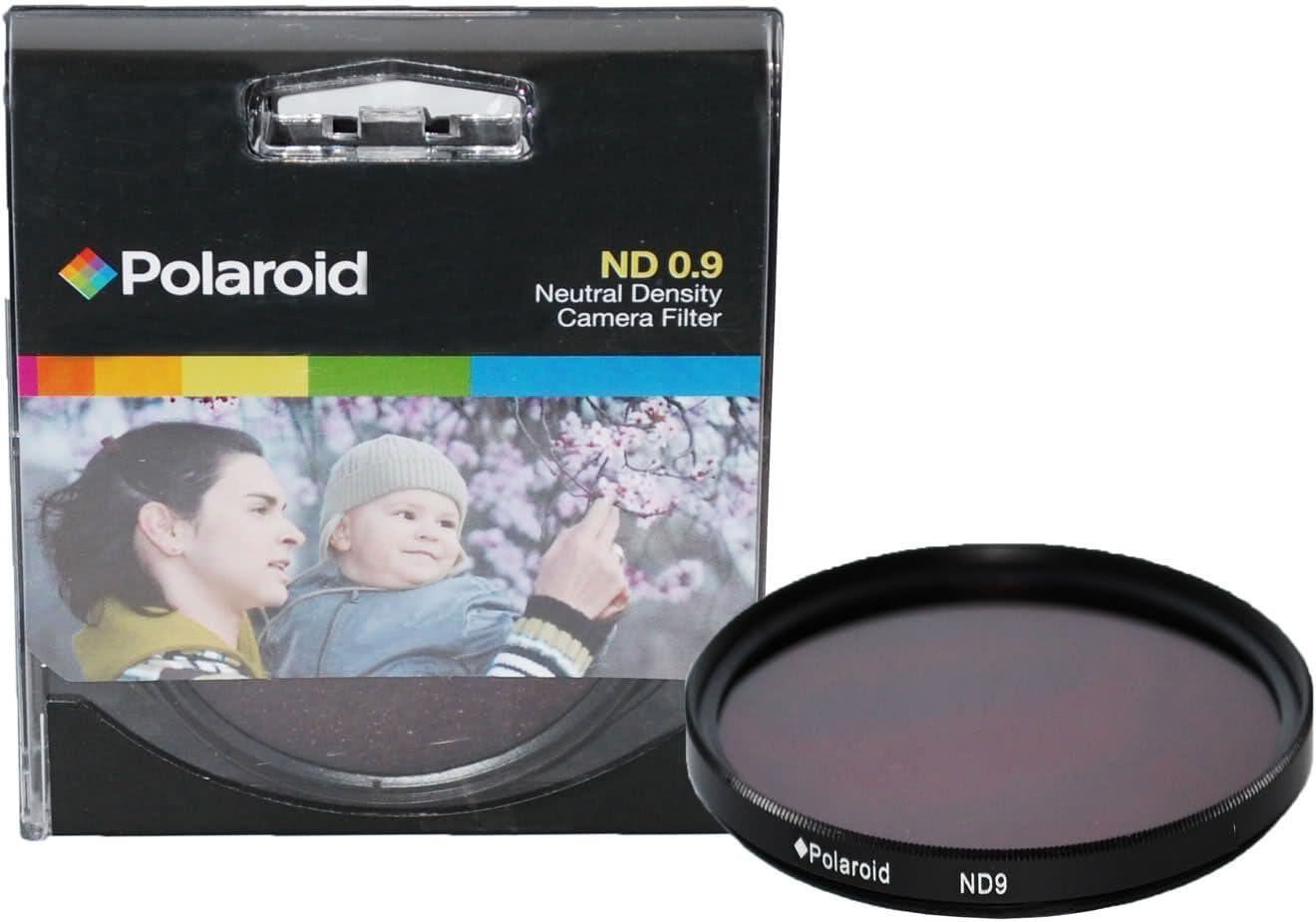 Polaroid Optics ND 0.9 Neutral Density Filter for The Sony NEX-VG10 NEX-VG20 Handyman Camcorder with 18-200mm Lens