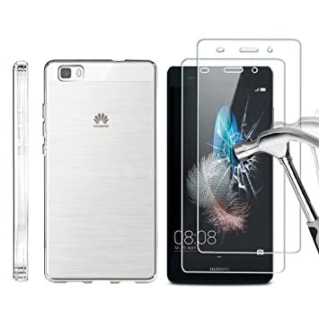 coque protection huawei p8 lite 2016