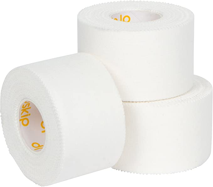 Steroplast Sterotape 10m Zinc Oxide Tape Sports Boxing MMA Tennis Strapping