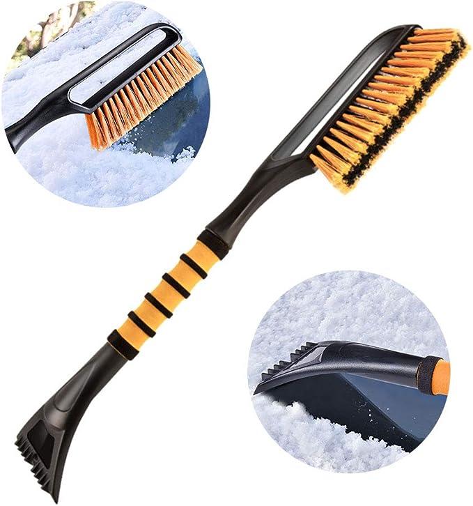 WDXCG Invierno Cepillo de Nieve Coche Escoba de Nieve rascador de ...