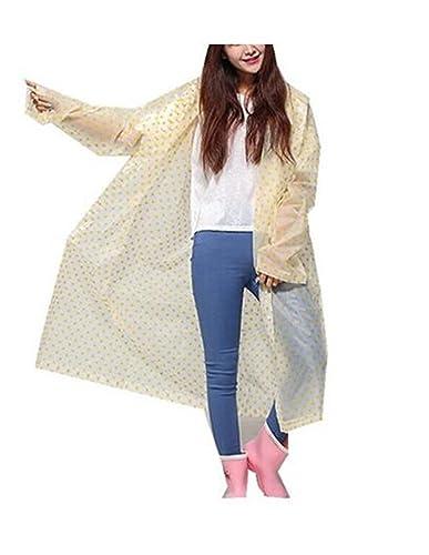 Taiduosheng - Abrigo impermeable - para mujer
