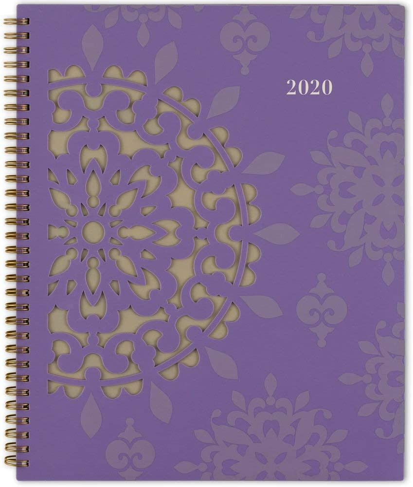 Oslo 2020 Planner Large Cambridge Weekly /& Monthly Planner 1257-905 8-1//2 x 11