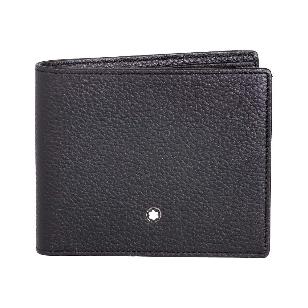 Montblanc 113305Masterpiece Soft Grain Wallet 6CC