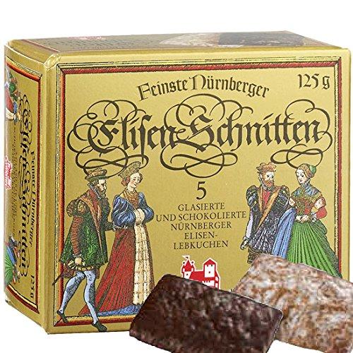 Schmidt Premium Nuremberg Elisen Bars, Assorted