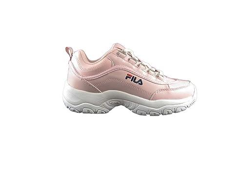 Fila Strada Low Wmn 71D Pink Sneakers