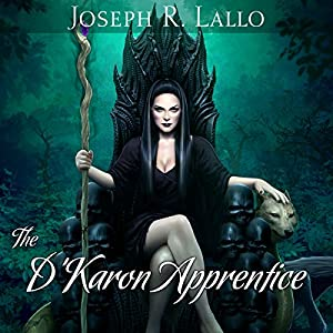 The D'Karon Apprentice Audiobook