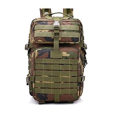 3P paquet tactique hommes et femmes fans de l'armée assaut sac pour augmenter 40L900D sac à dos en plein air