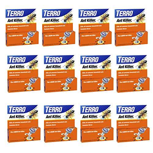 Terro 2 oz Liquid Ant Killer Pack of 12 T200-12