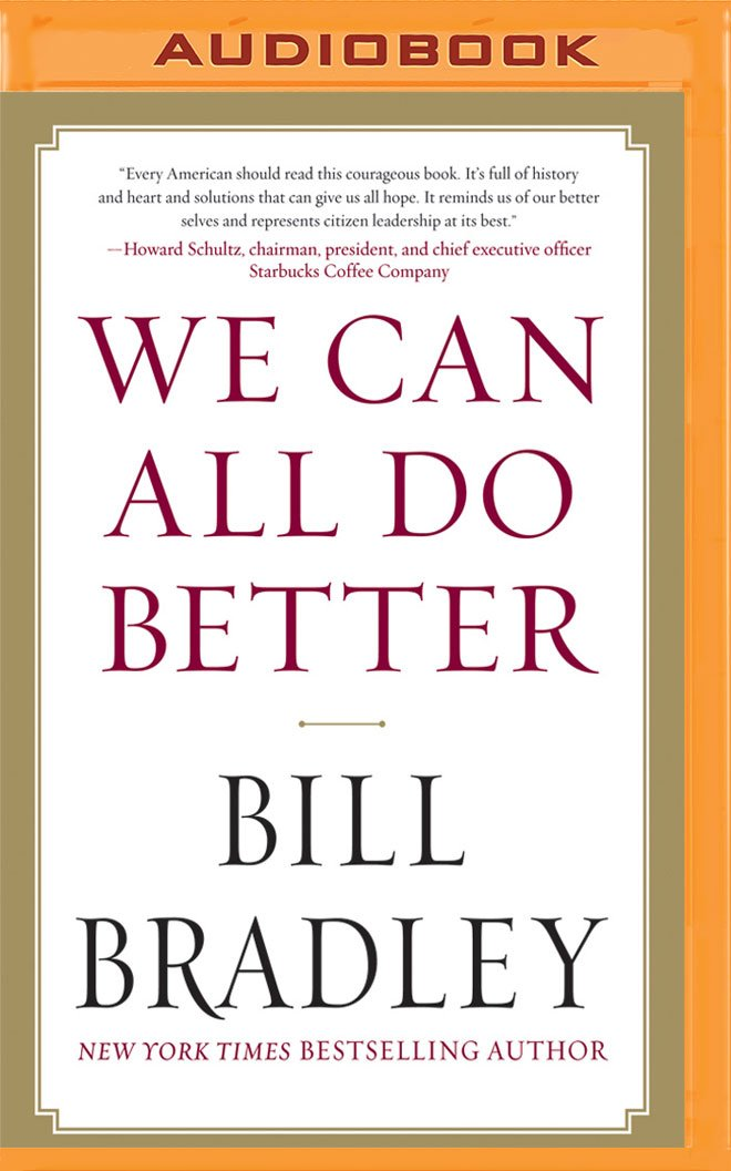 Download We Can All Do Better pdf