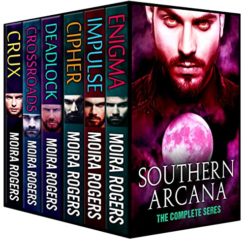 Southern Arcana: The Complete Series Bundle by [Rogers, Moira]