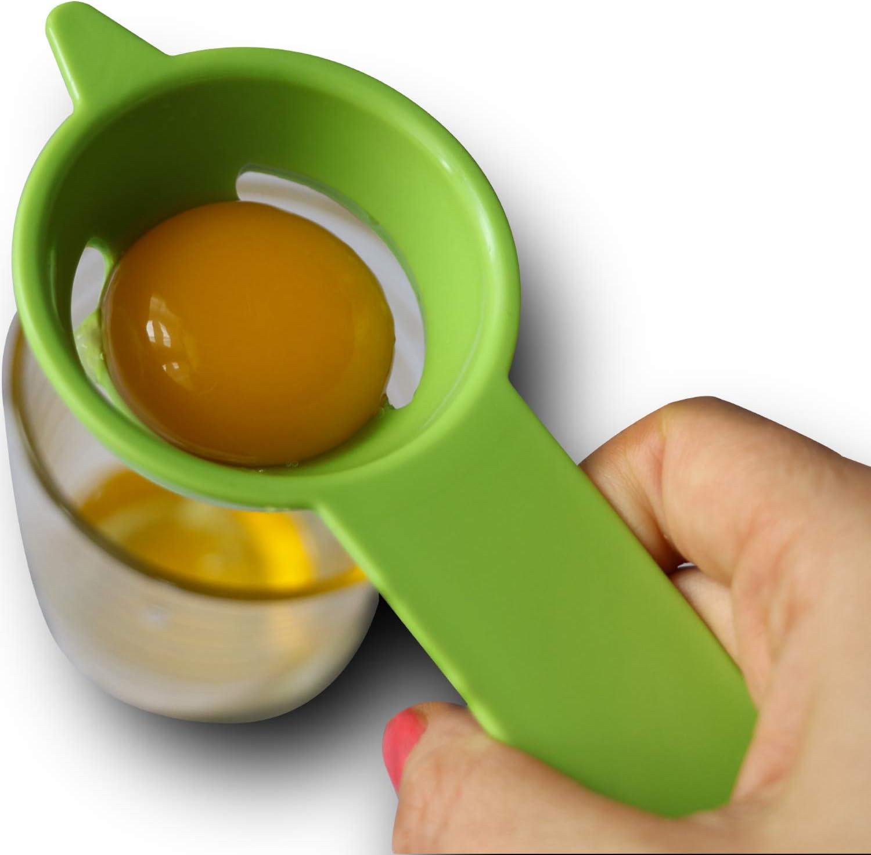 FREE SHIPPING Egg yolk separator filter White extractor holder kitchen tools