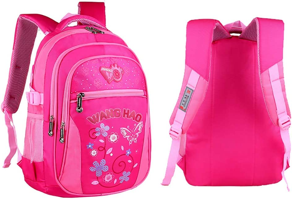 middle school students Childrens schoolbags primary school students girls grades 1-3-9 6-12 years old backpacks