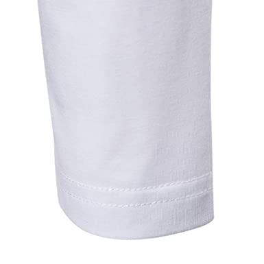 Resplend Camiseta de Manga Larga Delgada de Patchwork Casual para Hombre Camiseta de Manga Larga de Topless de Muscle: Amazon.es: Ropa y accesorios