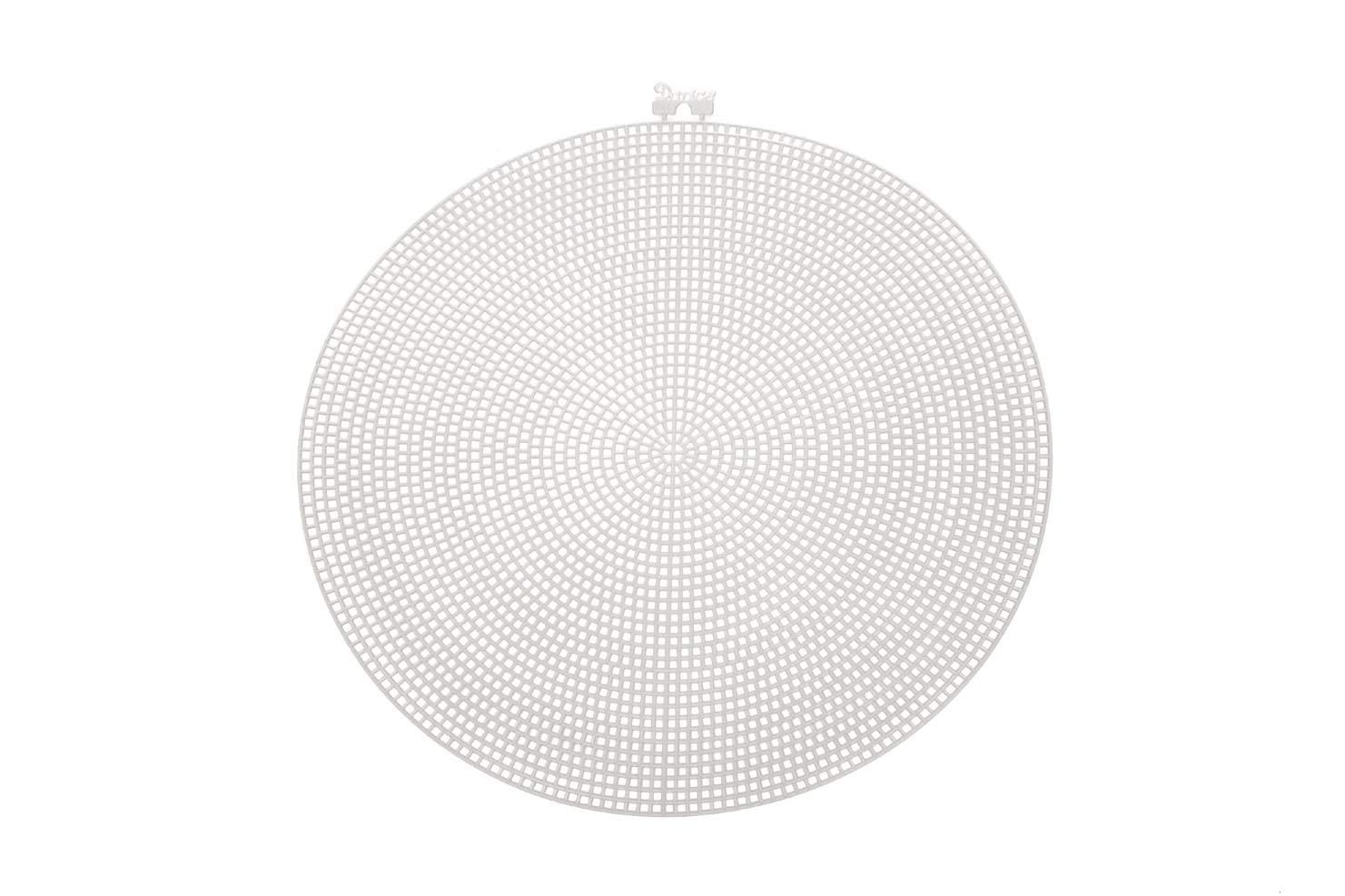 Darice Canvas en Forma de C/írculo 10.8x10.8x0.03 cm 8 Unidades