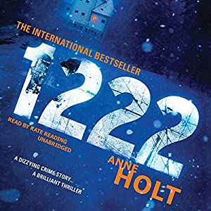 1222: The Hanne Wilhelmsen Novels, Book 8 Hörbuch