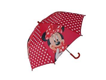 CAL FUSTER - Paraguas Disney Minnie Mouse. Medidas: 60xØ70 cm.
