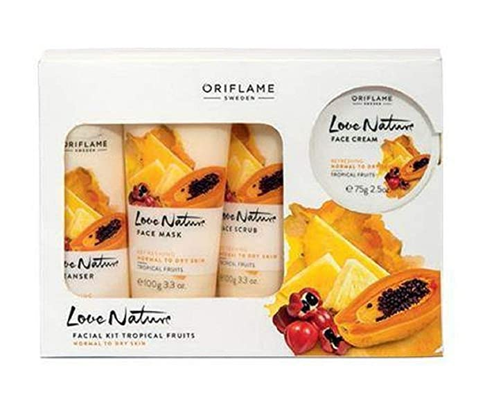 Top 6 Oriflame Fresh And Nature