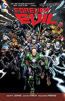Forever Evil by [Johns, Geoff]