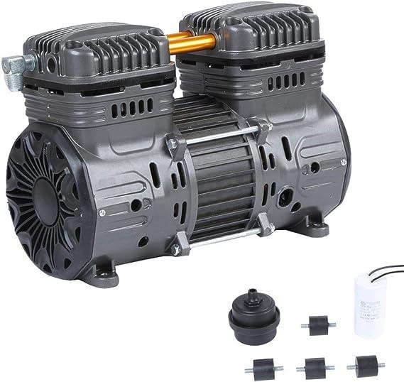 Luftkompressor Ersatzteile Motorpumpe leise 750 W
