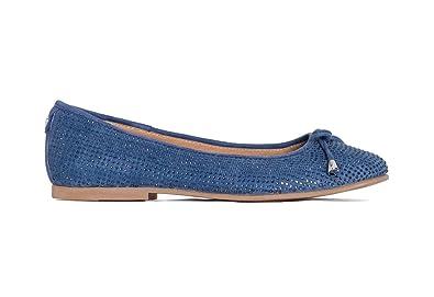 Wrangler Churlish Ladies Blue UK 3 / EU 35 vQVVu