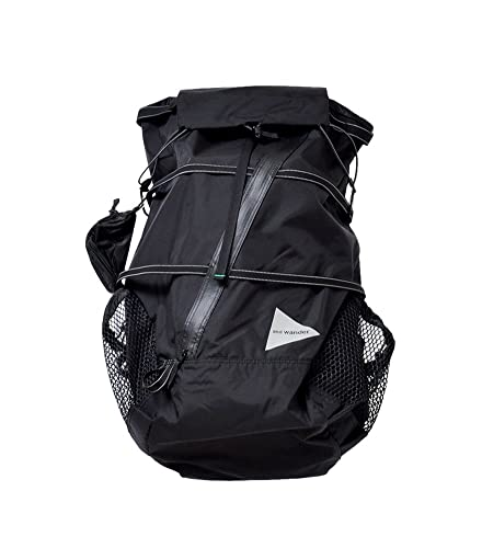 "fa9bfbec2c31 (アンドワンダー)and wander コーデュラナイロン防水バックパック40L""40L backpack"""