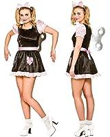 Wind Up Doll - Adult Costume Lady: XL (UK:22-24)