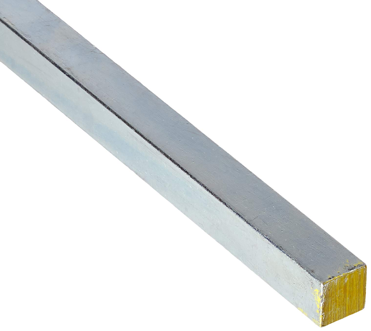 Forney 49717 Galvanized Plated Cold Rolled Keystock, 3/4'' x 1' by Forney