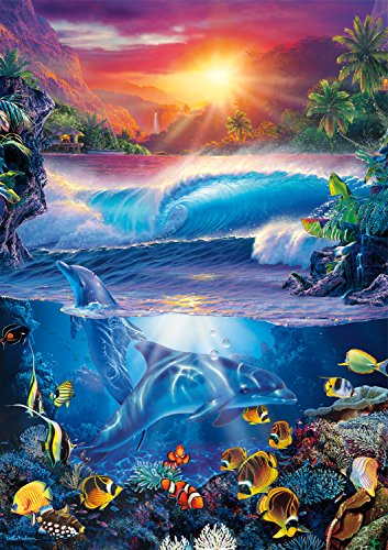 Piece Crystal 500 - Buffalo Games - Amazing Nature Collection - Crystal Cove II - 500 Piece Jigsaw Puzzle