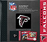 C.R. Gibson Scrapbook Complete Kit, Small, Atlanta Falcons (N878464M)