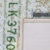 """Ottomanson Siesta Collection Runner Rug, 22"""" x"""
