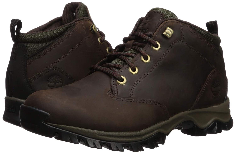 Mt. Maddsen Waterproof Chukka Boot