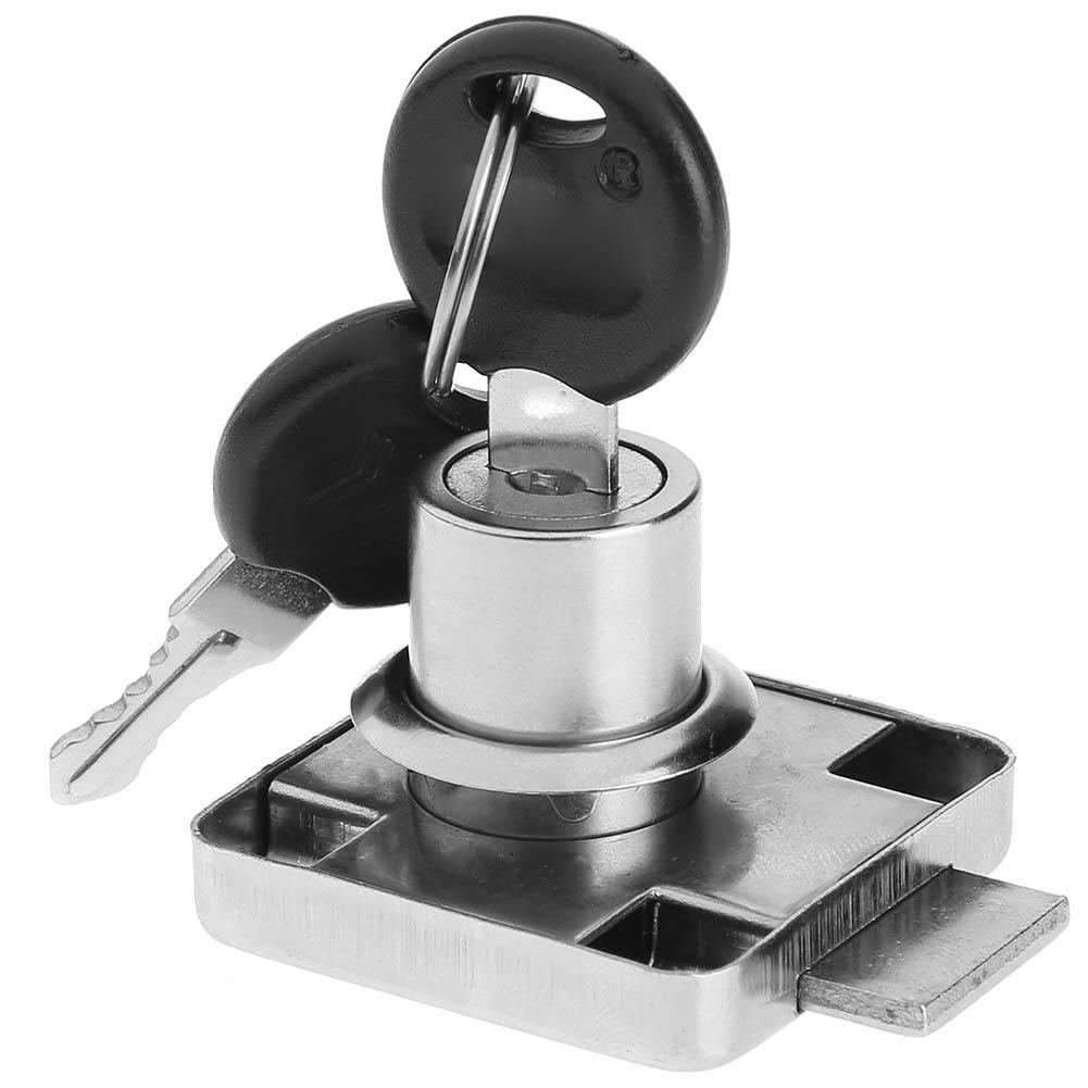 Demiawaking Cam Security Lock for Door Cabinet Mailbox Drawer Cupboard Lock 22mm with 2 Keys (#.05) DemiawakingUK