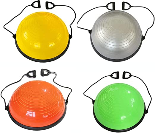 NSC Bola de Equilibrio para Yoga, Fitness, hemisferio, balón ...