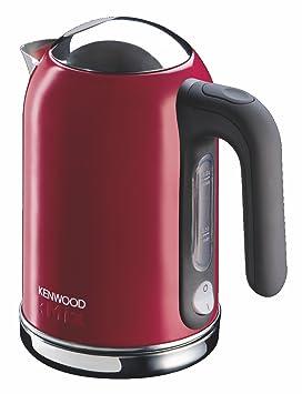 Kenwood SJM021 - Hervidor eléctrico, color rosa, material acero, potencia 2200 W