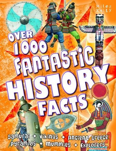 Read Online Over 1000 Fantastic History Facts ebook