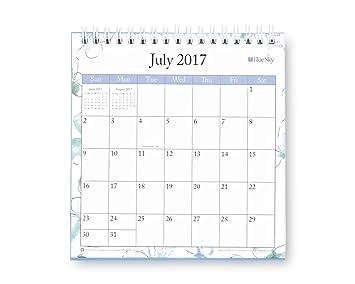 Color azul cielo de Julio de 2017 - Junio de 2018 año ...