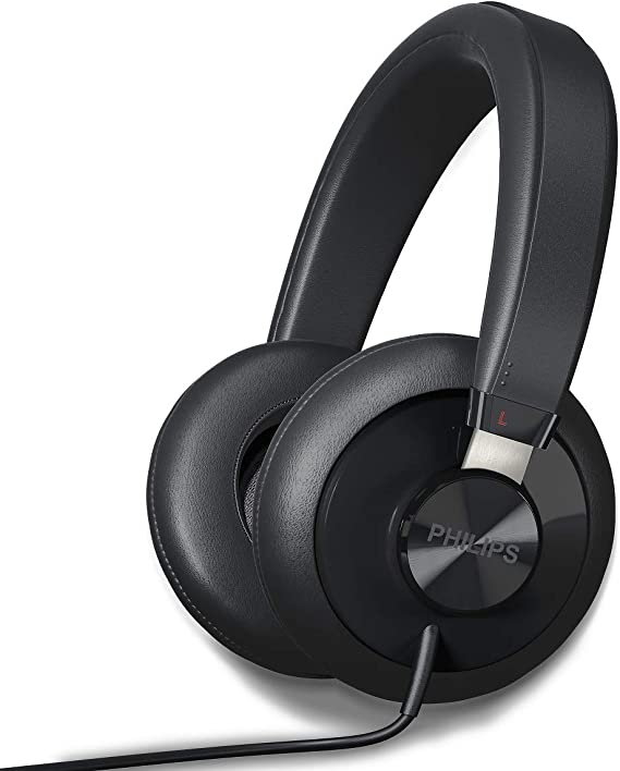 Philips SHP6000 HiFi Stereo Wired Headphone with High Resolution Audio