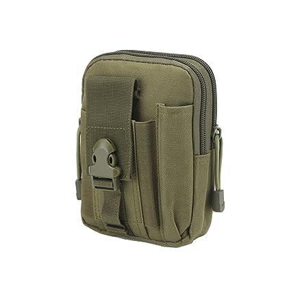 213dfee4d0 Fanny Pack Waist Bag Travel Pocket Sling Chest Shoulder Bag Phone Holder  Running Belt With Separate