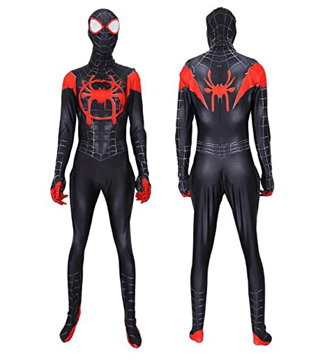 POIUYT Avengers 4cosplay Traje Quantum Iron Spider-Man Ball ...