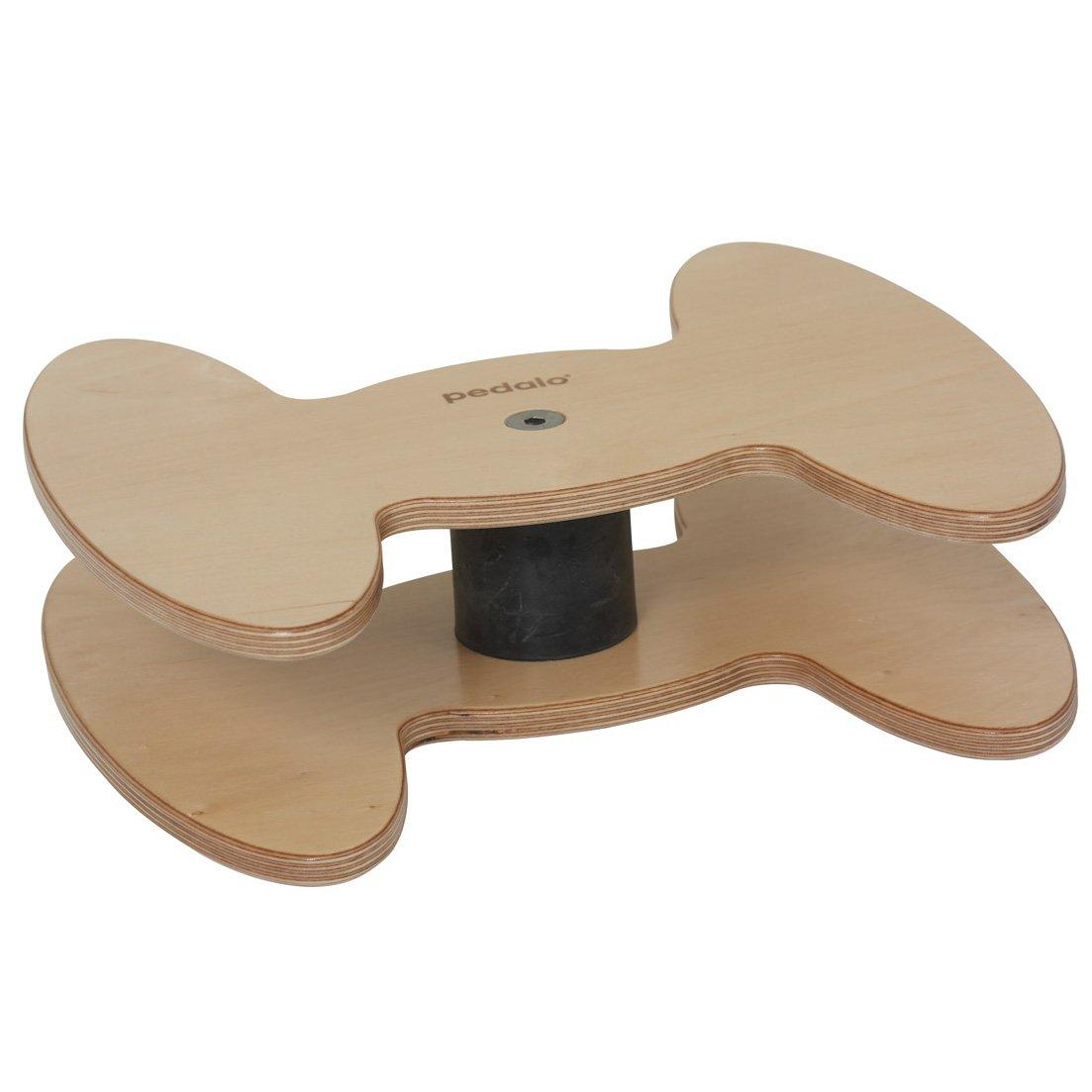 Pedalo Performer I Gleichgewichtstrainer I Balance Board I Balancekreisel I Koordination I Therapiekreisel I Fitness