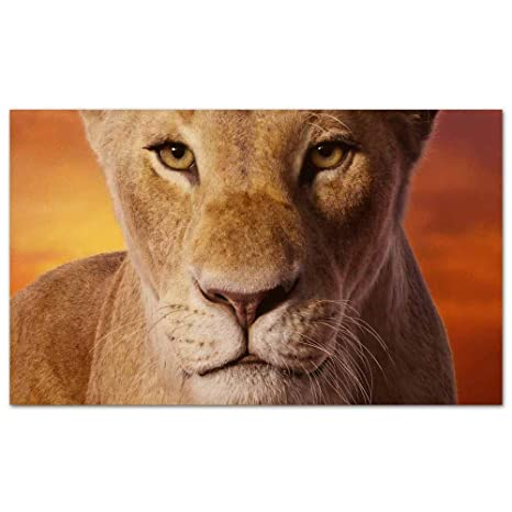 Amazoncom Cowspring Posters Beyonce As Nala The Lion King
