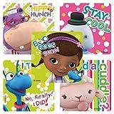 Disney Doc McStuffin Stickers - Party Favors - 100 Per Pack